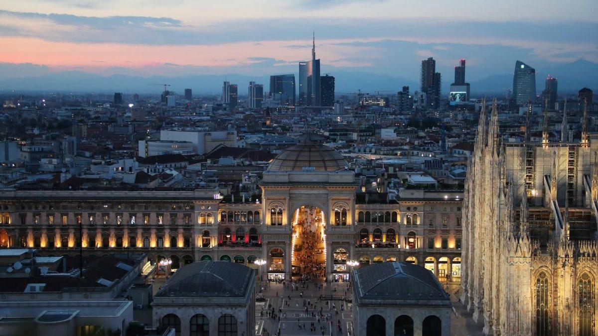 vivere a Milano
