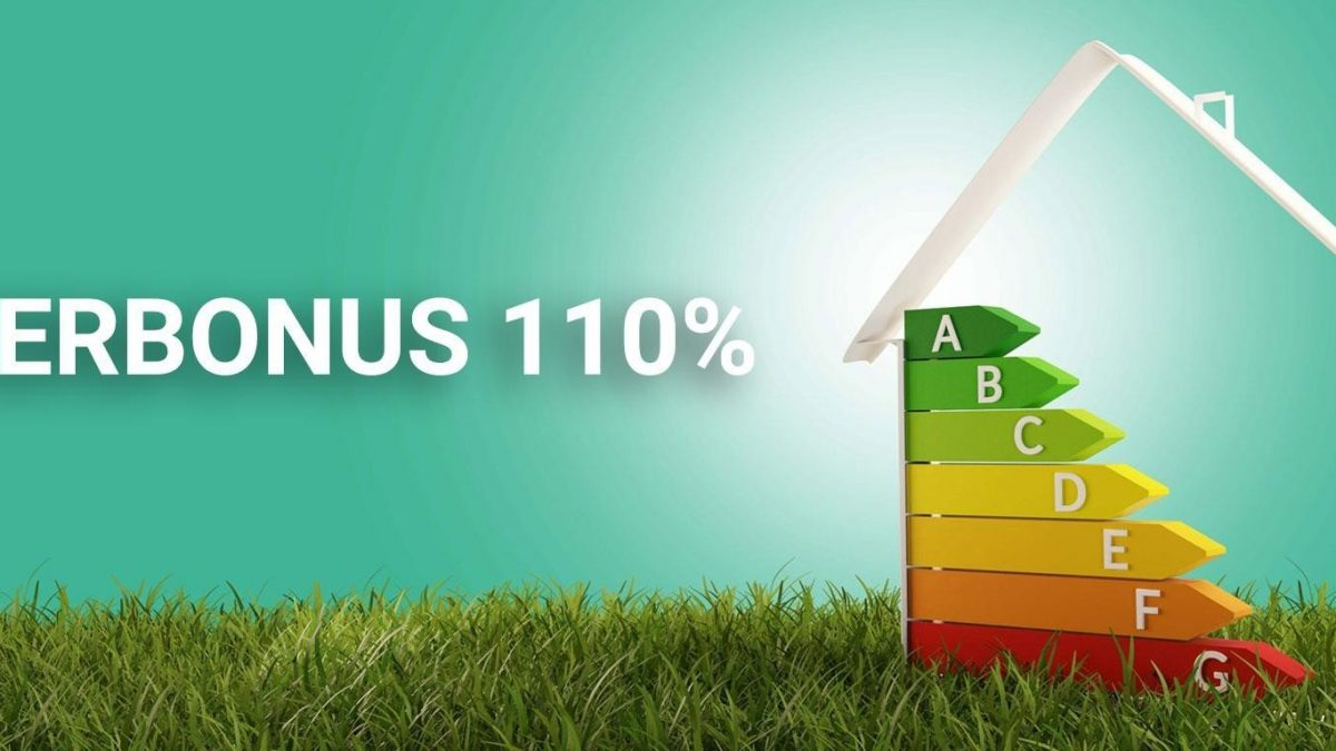 superbonus 110% come funziona